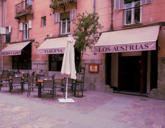 Restaurante Taberna Los Austrias de Madrid