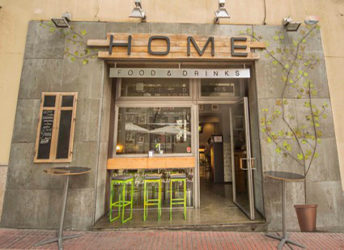 Bar Restaurante, Home: Food and Drinks
