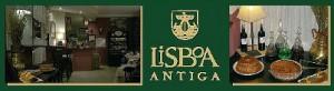 Restaurante Lisboa Antiga, gastronomía portuguesa de calidad