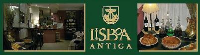 Restaurante Lisboa Antiga