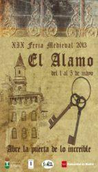 Mercado medieval en El Álamo