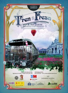 Tren de la Fresa 2014