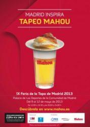 Feria de la Tapa 2013 en Madrid