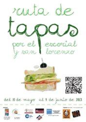 Ruta de Tapas en San Lorenzo del Escorial y en el Escorial
