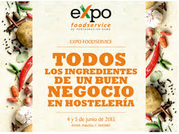 Llega ExpoFoodService 2013