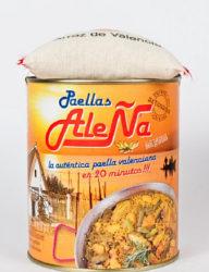 La paella valenciana de Paellas AleÑa