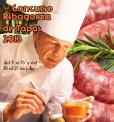 V Concurso Ribagorza de Tapas, en Huesca