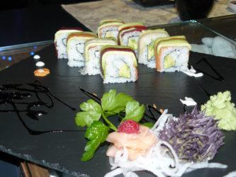 Restaurante japonés Naomi