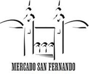 Mercado de San Fernando en Madrid
