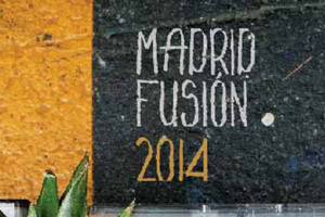 Comienza Madrid Fusión 2014