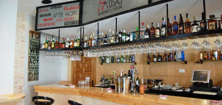 Restaurante 14 Rosas, gastronomía
