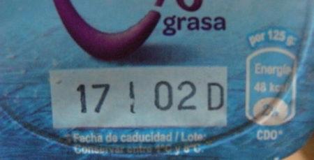 Hay que mirar bien la fecha de caducidad de los alimentos