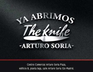 Restaurante The Knife de Arturo Soria