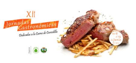 XII Jornadas Gastronómicas de Cercedilla