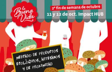 El mercado de La Buena Vida da la bienvenida al otoño 2014.
