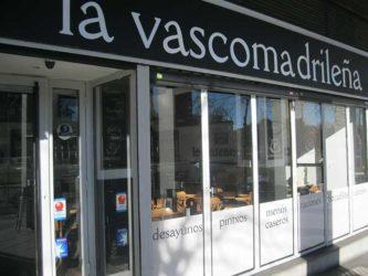Restaurante la vascomadrileña de Las Rozas