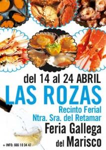 Feria del Marisco de las Rozas 2016